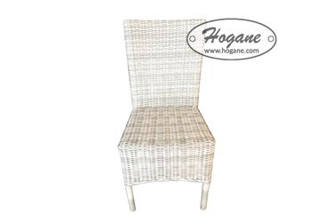 DC ORL/KOOBOO WH   016120903 Dining Chair Orly 46x65x105 Kooboo White